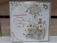Handcrafted - Card - Wedding Abroad